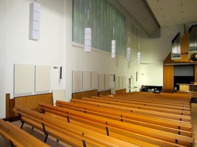 Verbouwing kerk