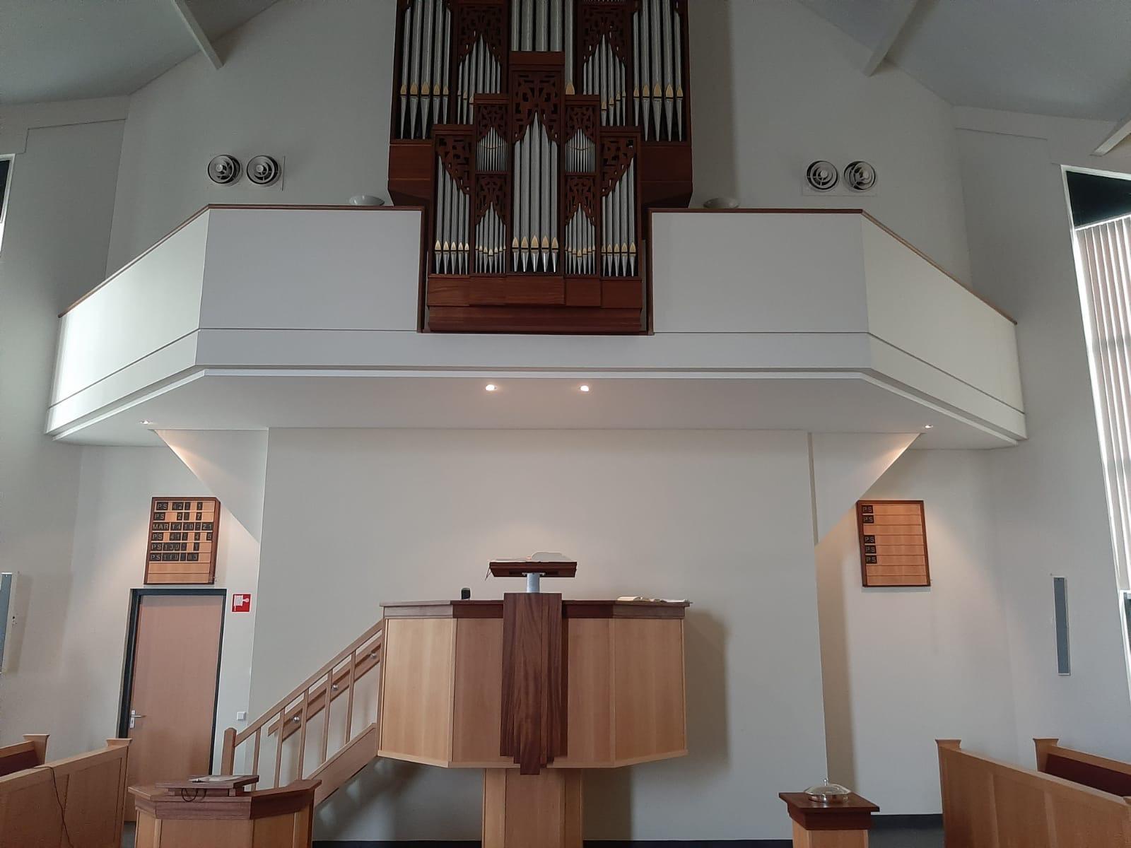 Incatro kerk 72 artwall incatro