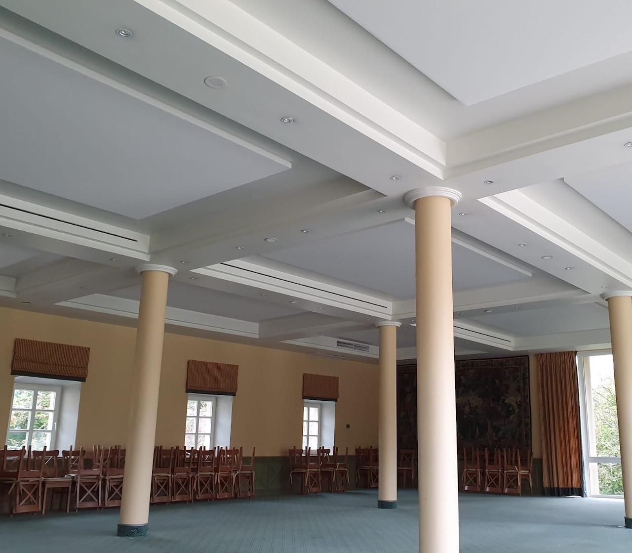 Incatro akoestiek plafond1