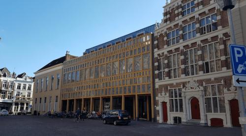 Akoestiek verbeteren Gemeente Deventer Nieuwe pand
