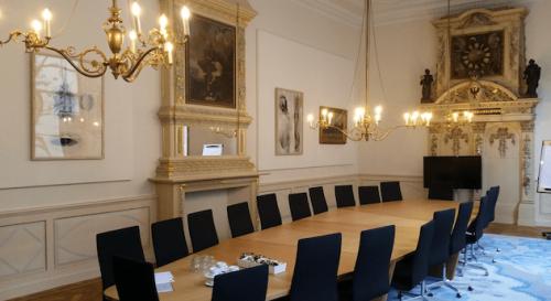 Akoestiek verbeteren Gemeente Deventer Oude Raadzaal 2 0
